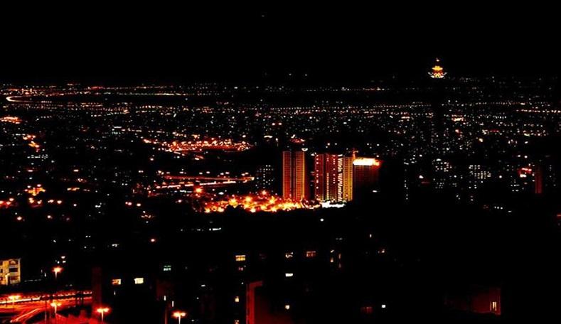 قطعی برق در تهران