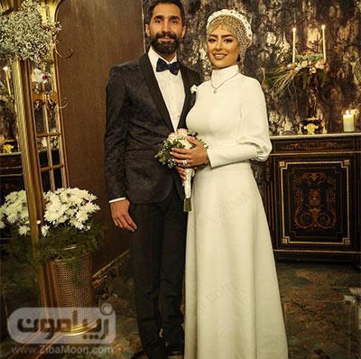 عکس عروسی بازیگران