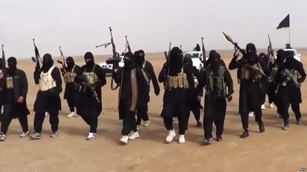 حمله داعش به عراق