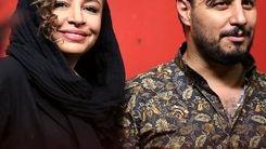 تصویر لو رفته جواد عزتی با هانیه توسلی در هتلی در کیش