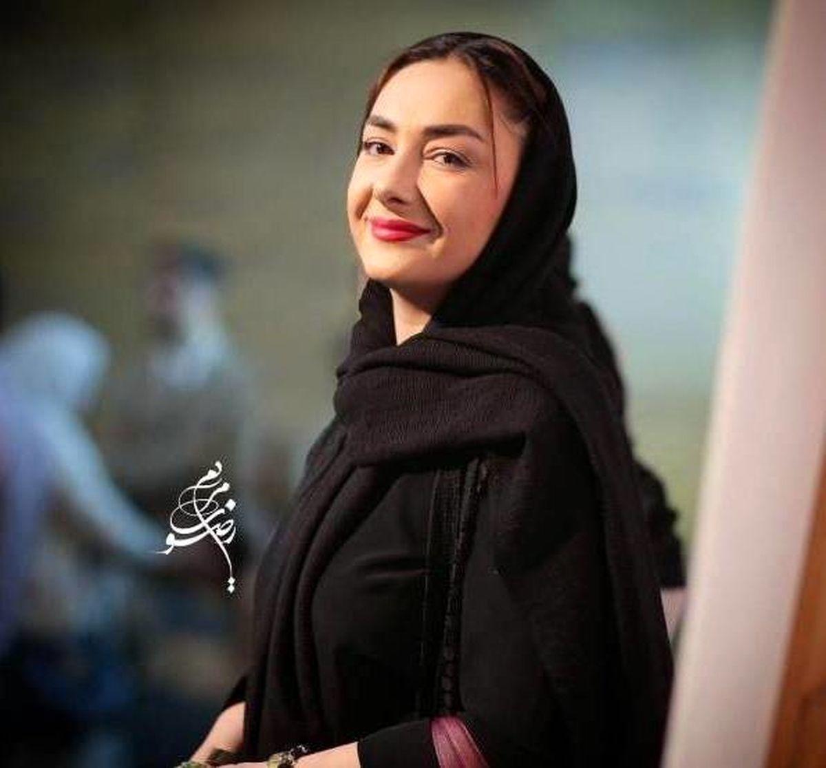 رقص دونفره هانیه توسلی و جواد عزتی +ویدیو جنجالی