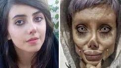 انتشار چهره واقعی سحر تبر برای اولین بار