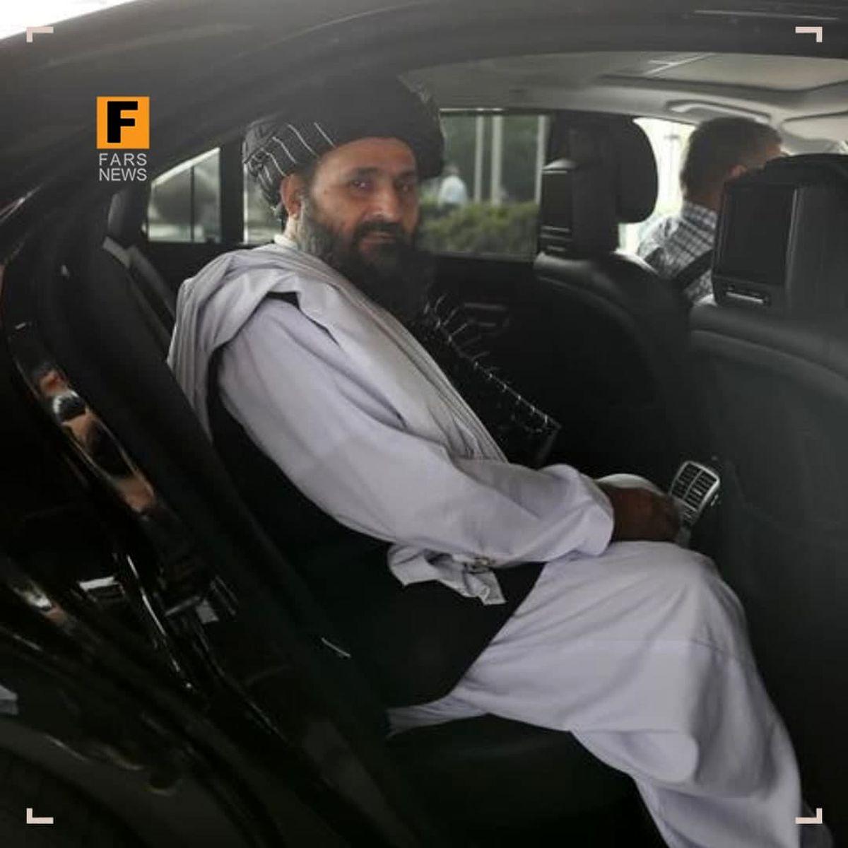 معاون سیاسی طالبان وارد کابل شد