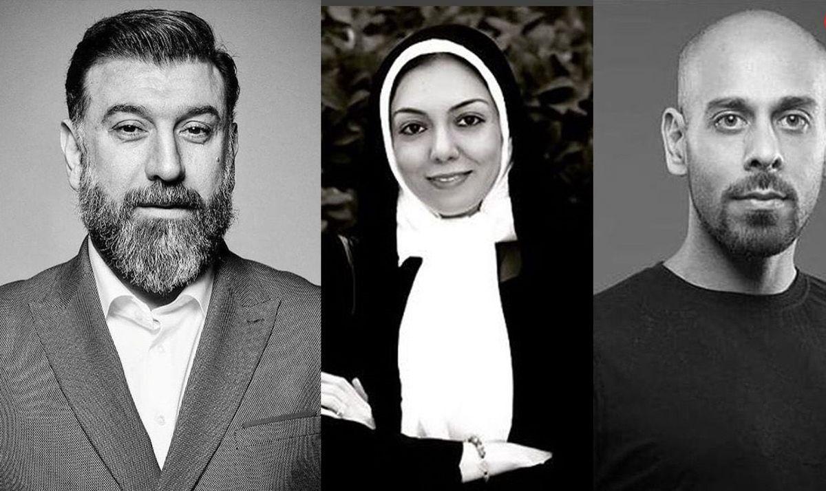 فیلم غم انگیز از مرگ های شوک آور هنرمندان ایران