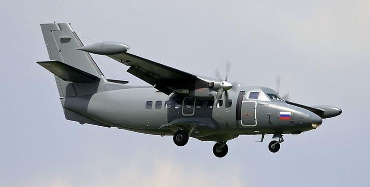 فوری  سقوط هواپیمای مسافربری تجاری در روسیه  چند نفر کشته شدند؟