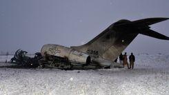 فوری سقوط یک هواپیمای افغانستانی در ازبکستان