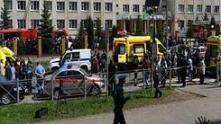 انفجار در مدرسه ای در روسیه جان 11 دانش آموز را گرفت