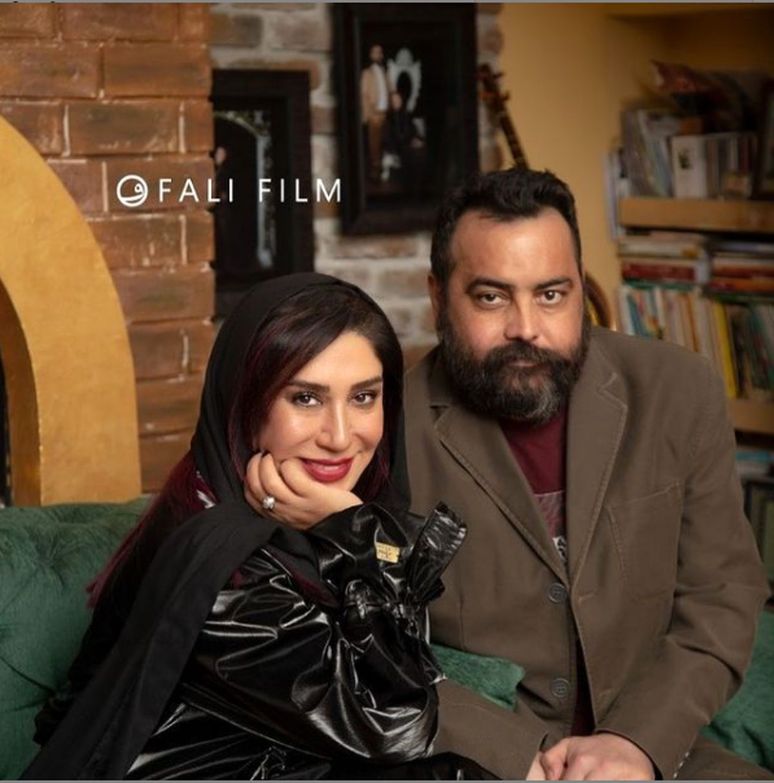 نسیم ادبی و چهره هایی که همسر خود را در جوانی از دست دادند + تصاویر