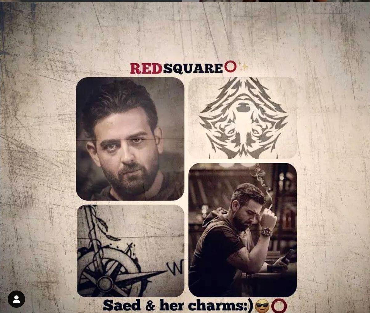 سکانس های سریال میدان سرخ نیامده لو رفت+ ویدئو