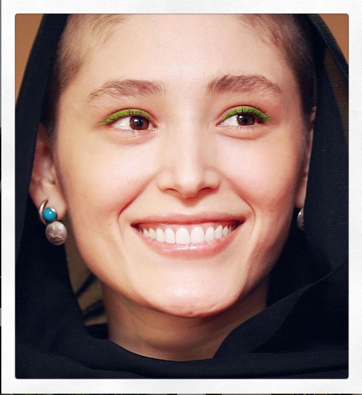 تولد لاکچری فرشته حسینی + عکس جنجالی فرشته در کنار نوید محمدزاده