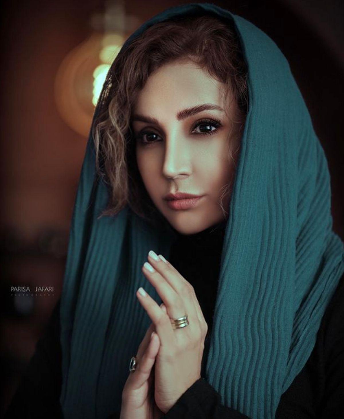 حال و هوای اردیبهشتی شبنم قلی خانی