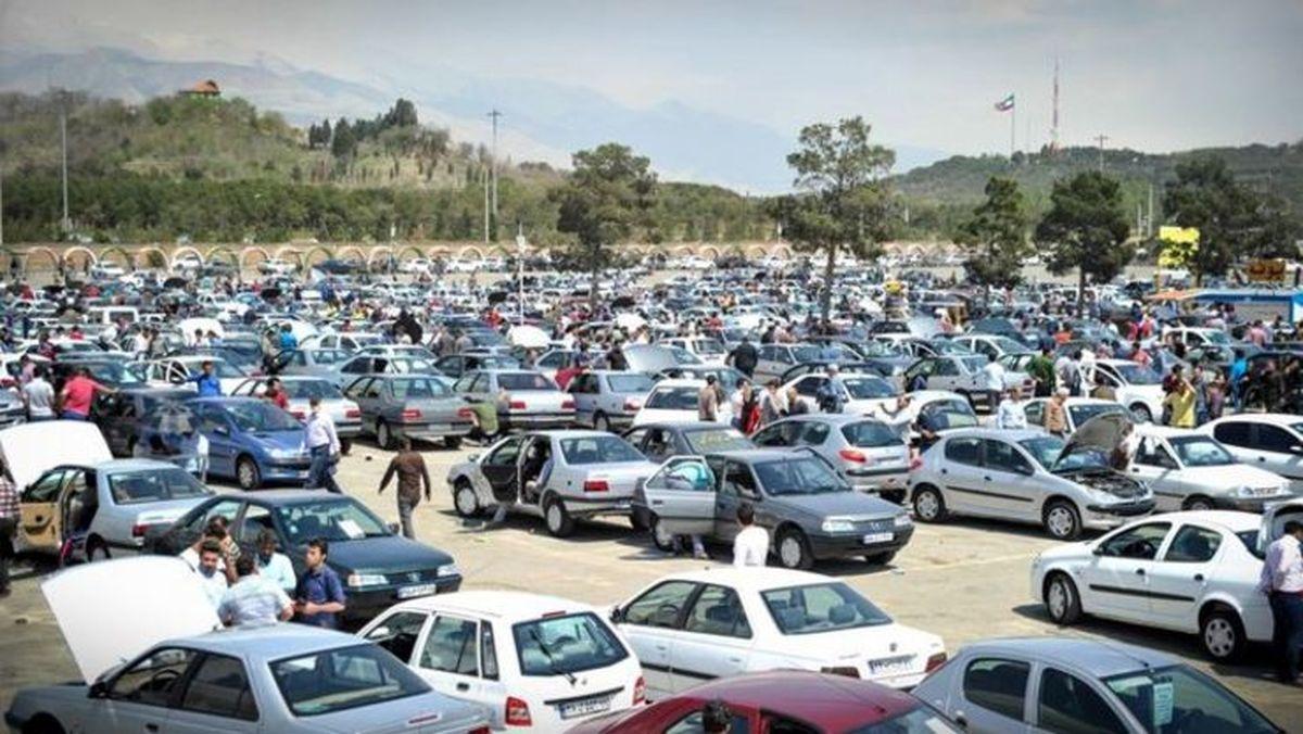 خودرویی که در ارض یک ماه 200 میلیون ارزان تر شد + جدول