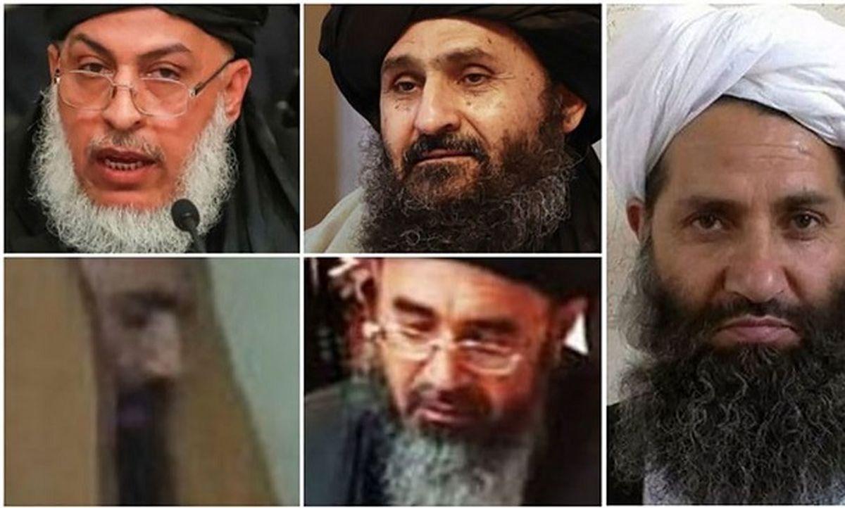 سردسته طالبان را بشناسید / طالبان رهبران افغانستان شدند