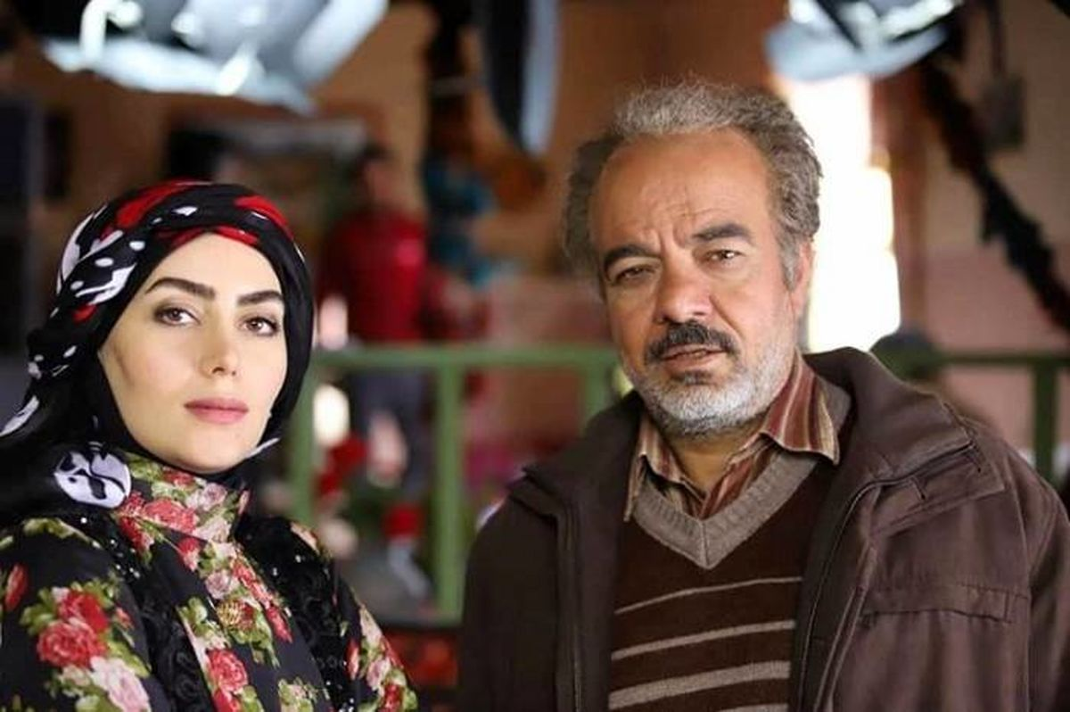 سوتی جنجالی روژان «سریال نون خ» + ویدئو