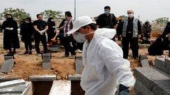 سازمان بهشت زهرا برای پنجمین بار اعلام آماده باش کرد / آمار بالای فوتی کرونا در تهران