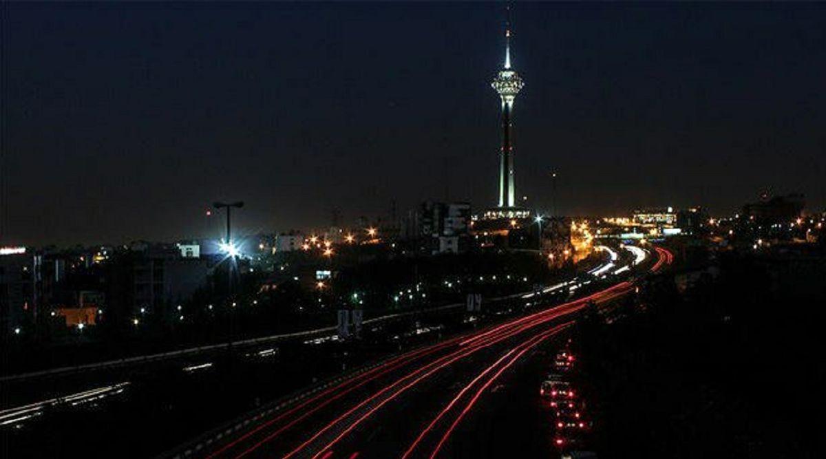 مرگ ۲۶ نفر در تصادفات به دلیل خاموشی های معابر تهران در بهمن سال گذشته