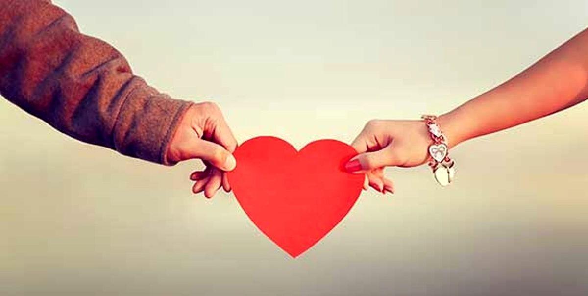 عشق چه تغییری در بدن ایجاد میکند؟