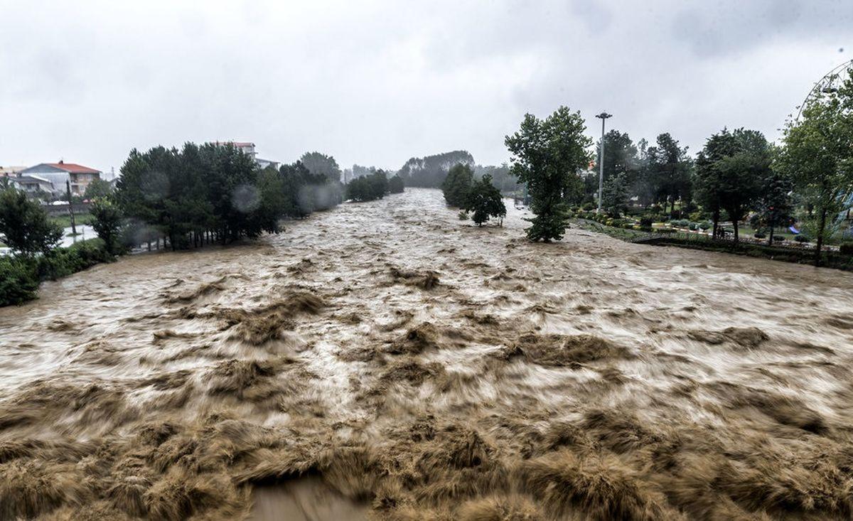 وقوع سیلاب در ١۶ استان کشور+جزئیات بیشتر