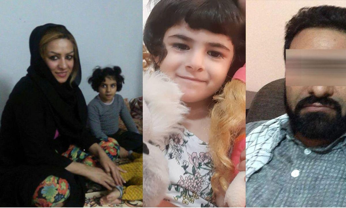 قتل هولناک همسر در ویلا مقابل چشم فرزند|مرد جانی دخترش را فروخت+ عکس