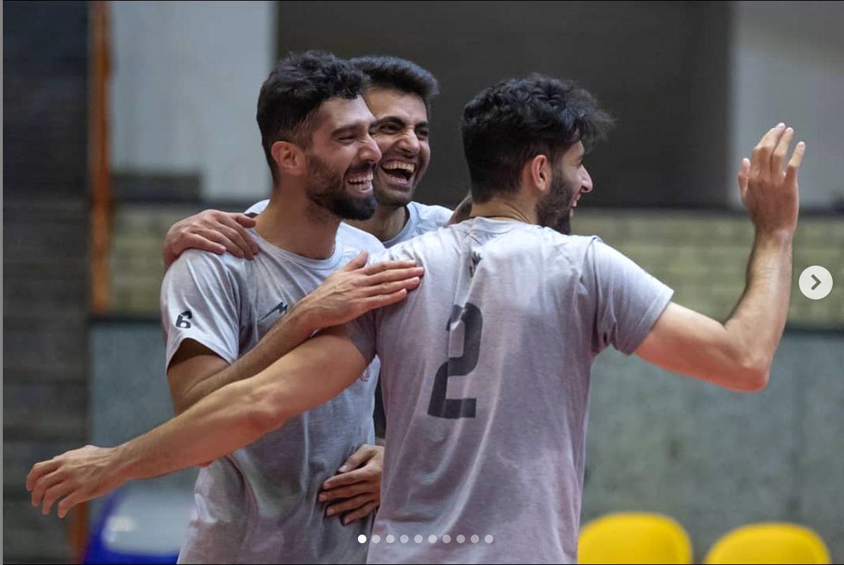 زندگی نامه امیر غفور بازیکن والیبال