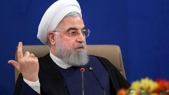 خبر مهم روحانی از ریزش دلار + جزئیات مهم
