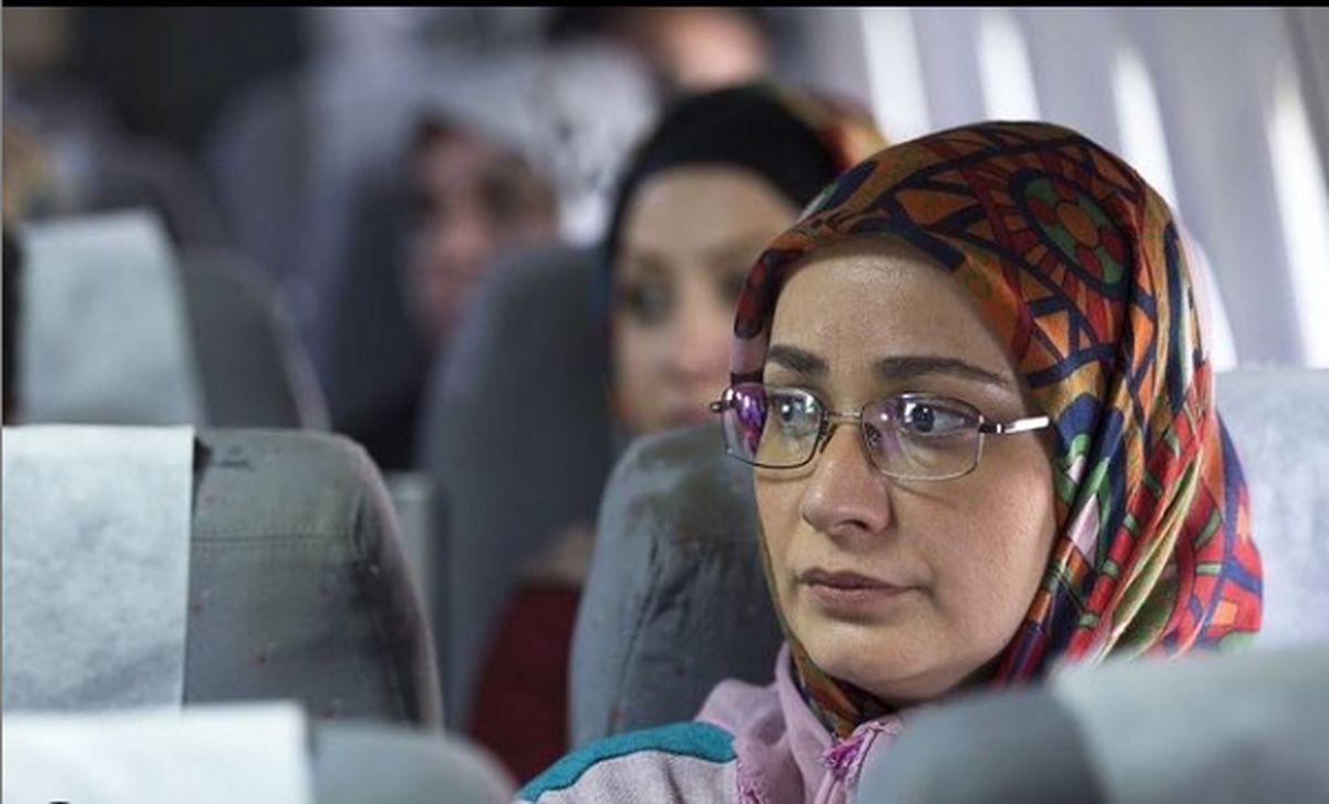 فهیمه پایتخت را بشناسید/ بیوگرافی نسرین نصرتی