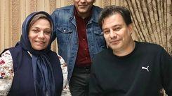 عکس جدید گوهر خیراندیش در کنار فرزندانش در آمریکا