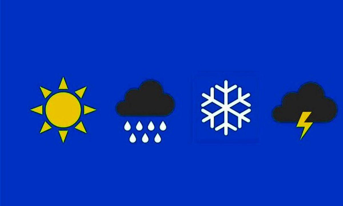 هشدار هواشناسی به 7 استان / امکان سیلاب ناگهانی در این استانها دیده می شود