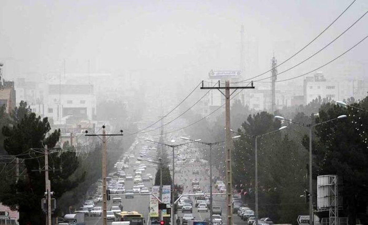 هشدار ! هوای تهران در این روزهای گرم تابستانی ناسالم شد