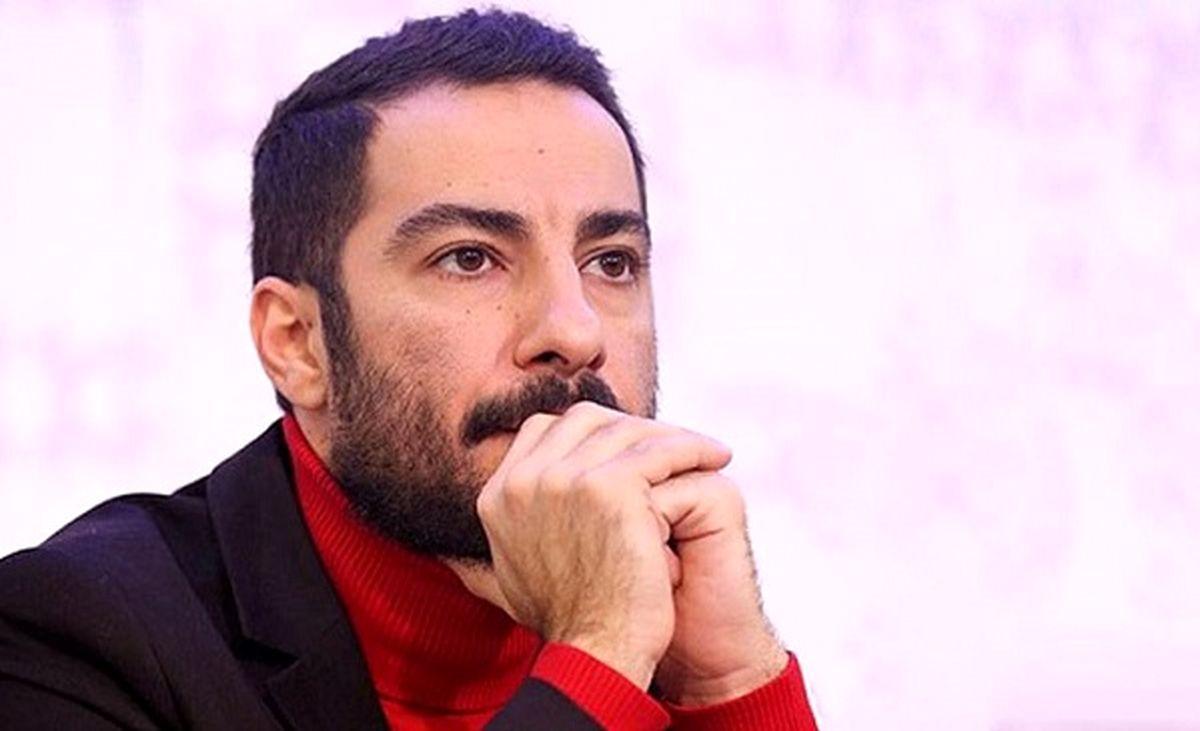 عکس بازیگران: نوید محمدزاده از پدرزنش رونمایی کرد+ عکس