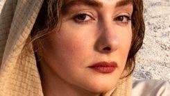 کنایه هانیه توسلی به سانسور کردن آرایشش در برنامه همرفیق / عکس آرایش غلیظ هانیه