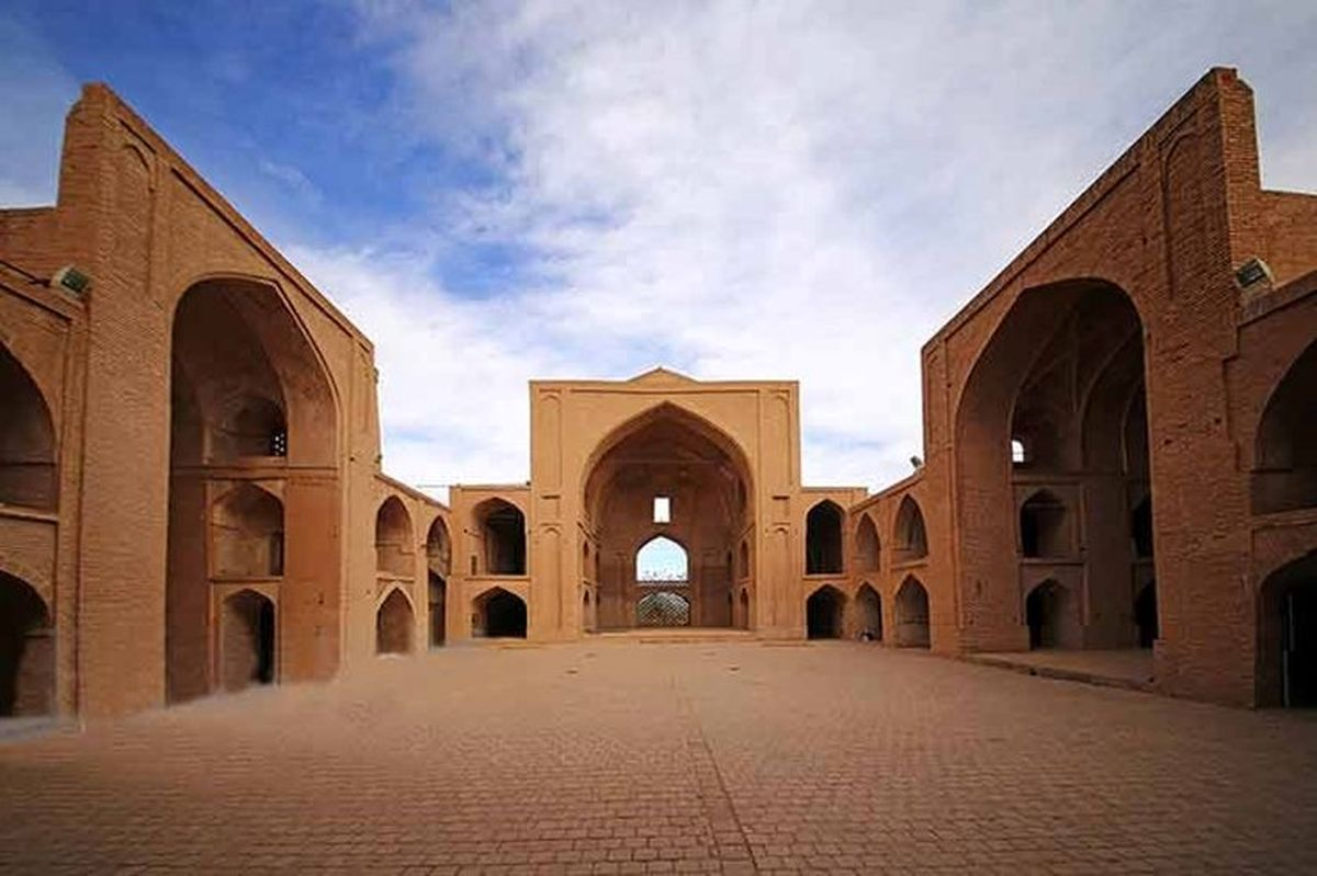 حمله موریانه به مسجد جامع اصفهان + ویدئو