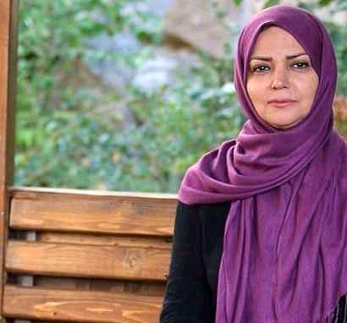این مجری خانوم از پسرش رونمایی کرد / عکس جدید الهه رضایی