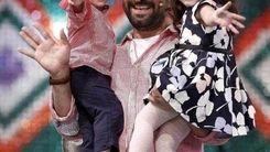 تبریک عاشقانه مجید صالحی به مناسبت تولد همسرش + عکس دیدنی