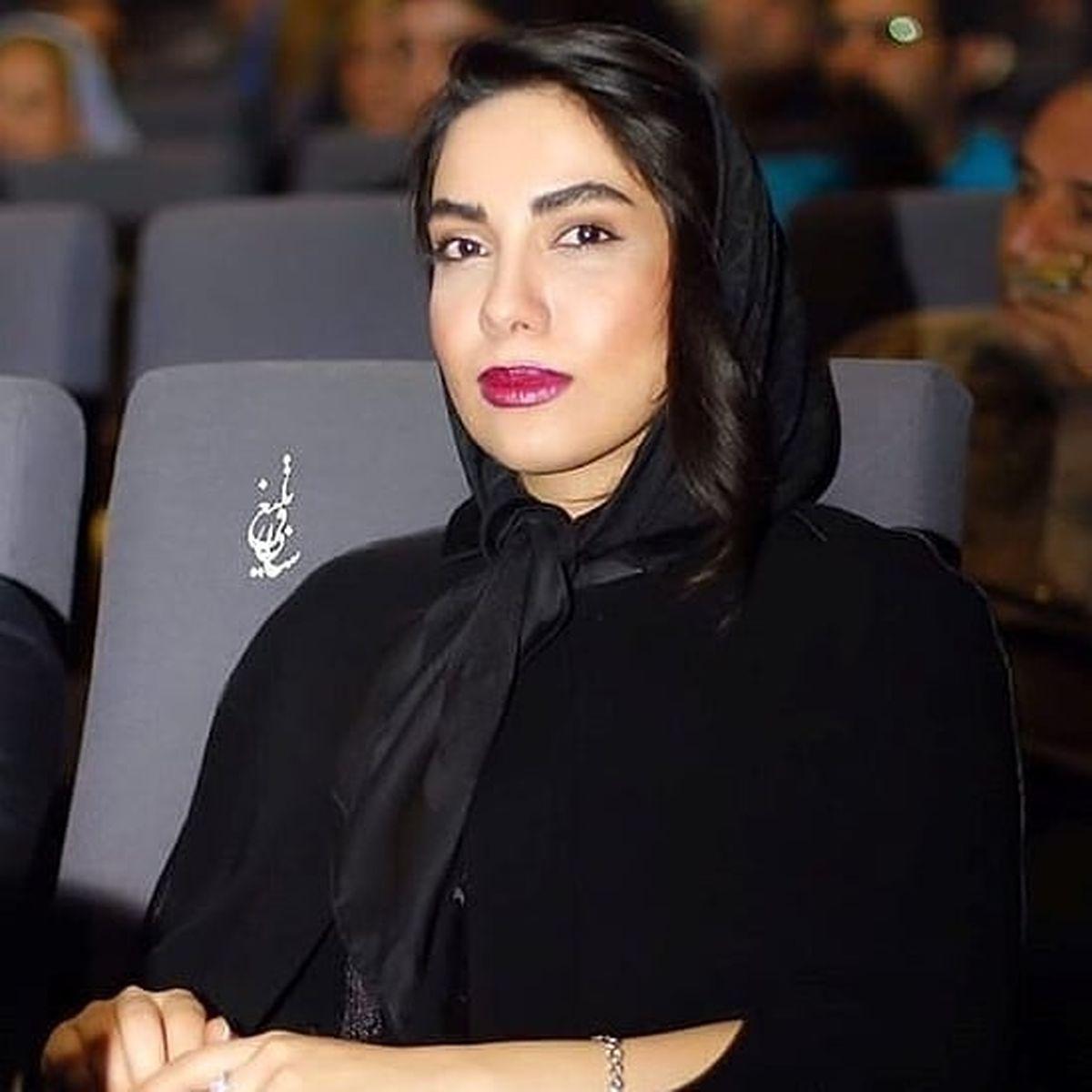 عکس های لو رفته از الهه فرشچی که به امارات مهاجرت کرد