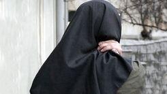 پرسه زنی دختر بی پوشش در پارک کیانشهر جنجال به پا کرد