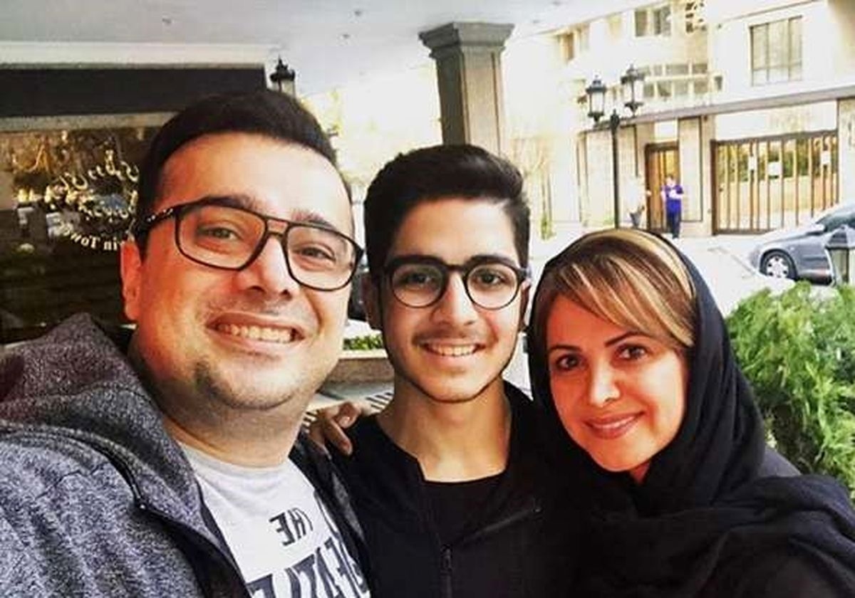 پیام تصویری سپند امیرسلیمانی پس از مرخص شدن از بیمارستان
