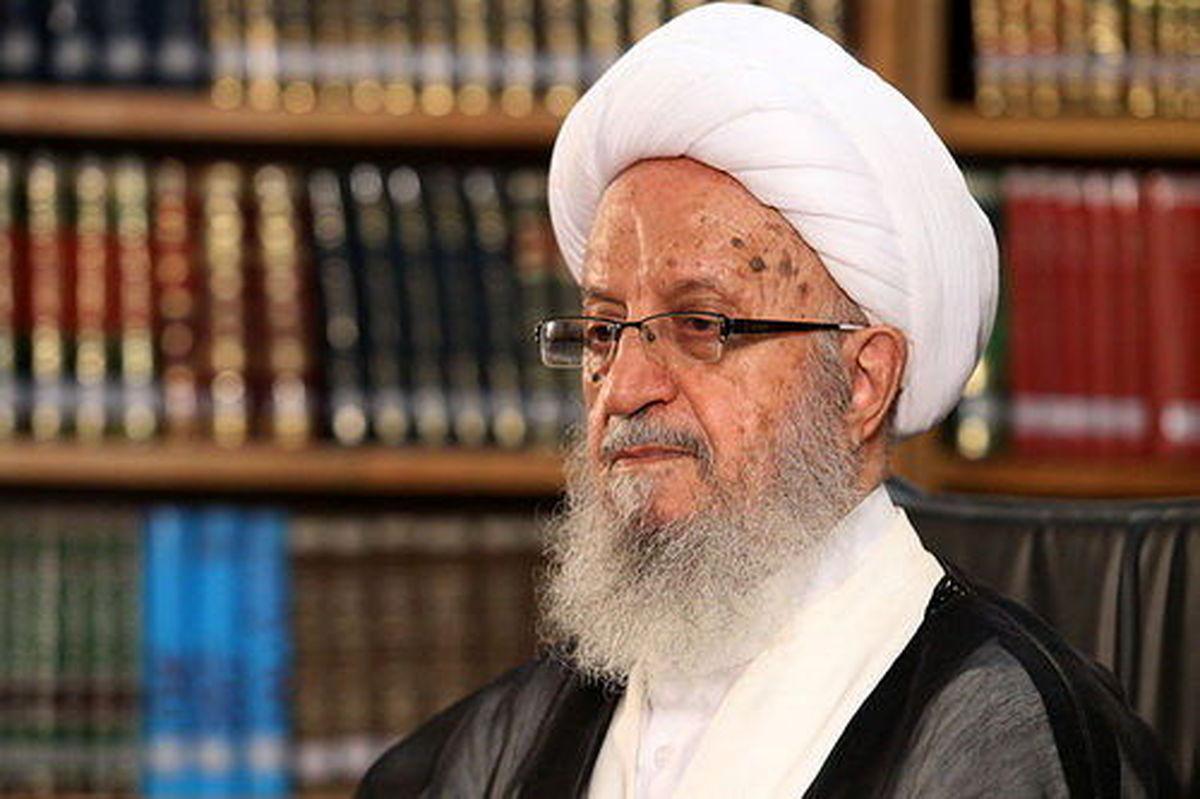 آخرین خبر از وضعیت آیت الله مکارم شیرازی بعد از بستری شدن در بیمارستان