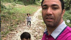 جشن تولد های خاص و گران قیمت  بچه های جواد نکونام + عکس