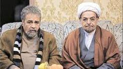 حمید لولایی در کنار همسر و دخترش