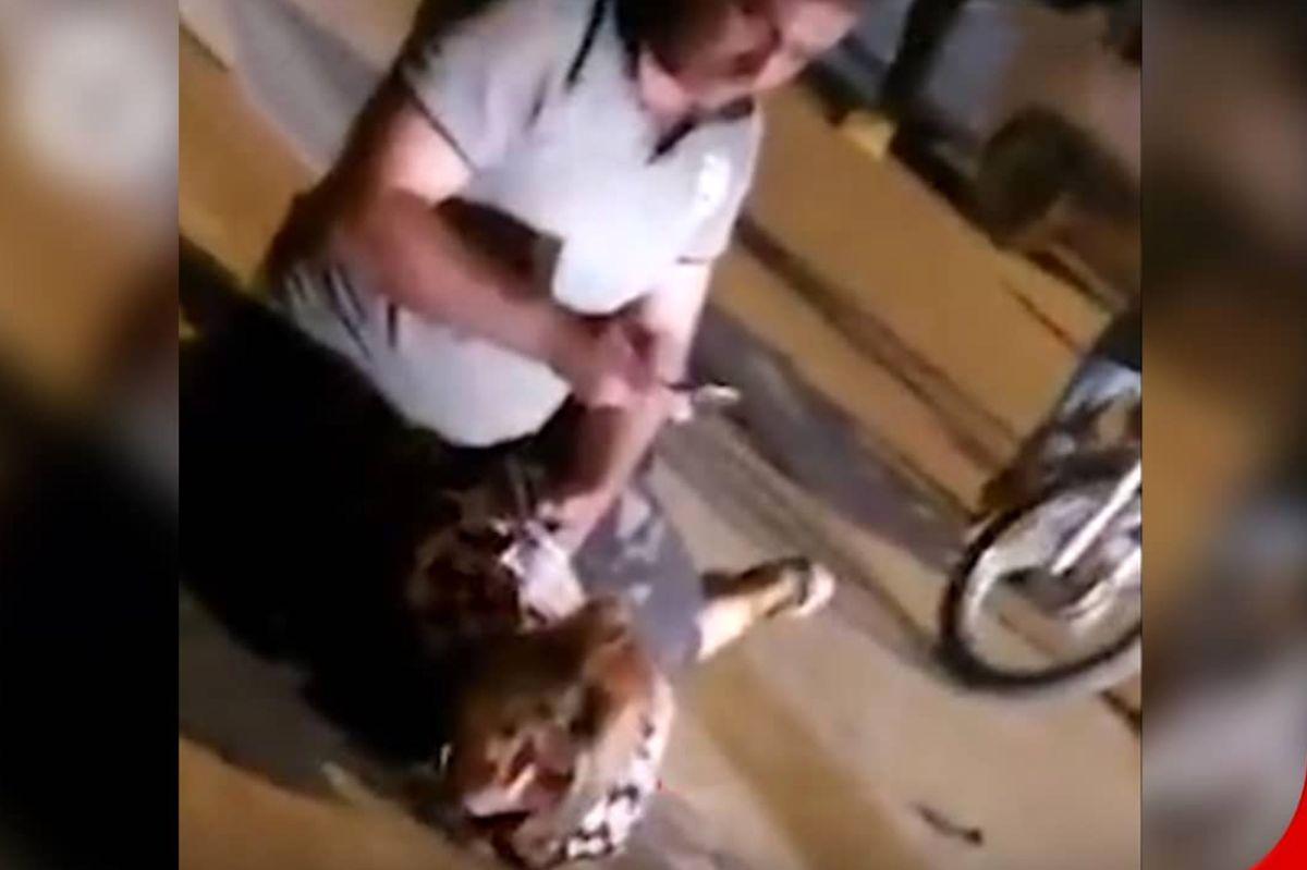 ماجرای کتک زدن یک دختر در برازجان چه بود؟