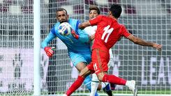 رفتار خطرناک وحید امیری در بازی تیم ملی جنجال بپا کرد