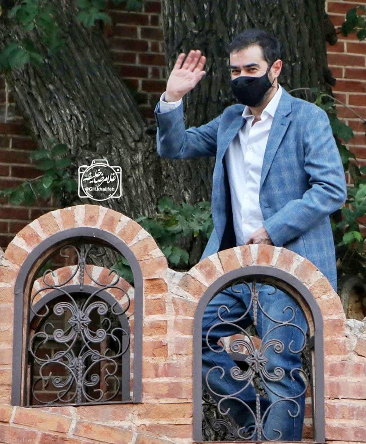 تغییر چهره شهاب حسینی همه را شوکه کرد| این مرد شهاب حسینی است؟!