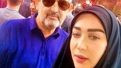 سرقت وحشیانه از ماشین لاکچری سارا منجزی بازیگر سریال گاندو ! / کلیپ
