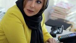 تیکه جنجالی پرستو صالحی به محسن رضایی / کجا بوتاکس میزنین ؟