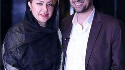 شهاب حسینی از همسرش جدا شد