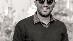 حامد بهداد در کنار بازیگران سریال دل+ عکس دیده نشده