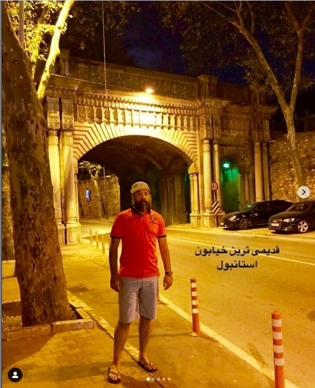 تصاویر تلخ از نبود علی انصاریان در سالگرد تولدش / ویدئو دردناک