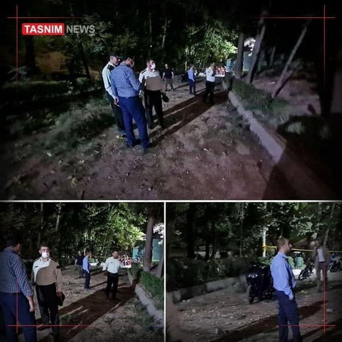 فرمانده انتظامی از حادثه مهیب انفجار بمب در تهران می گوید