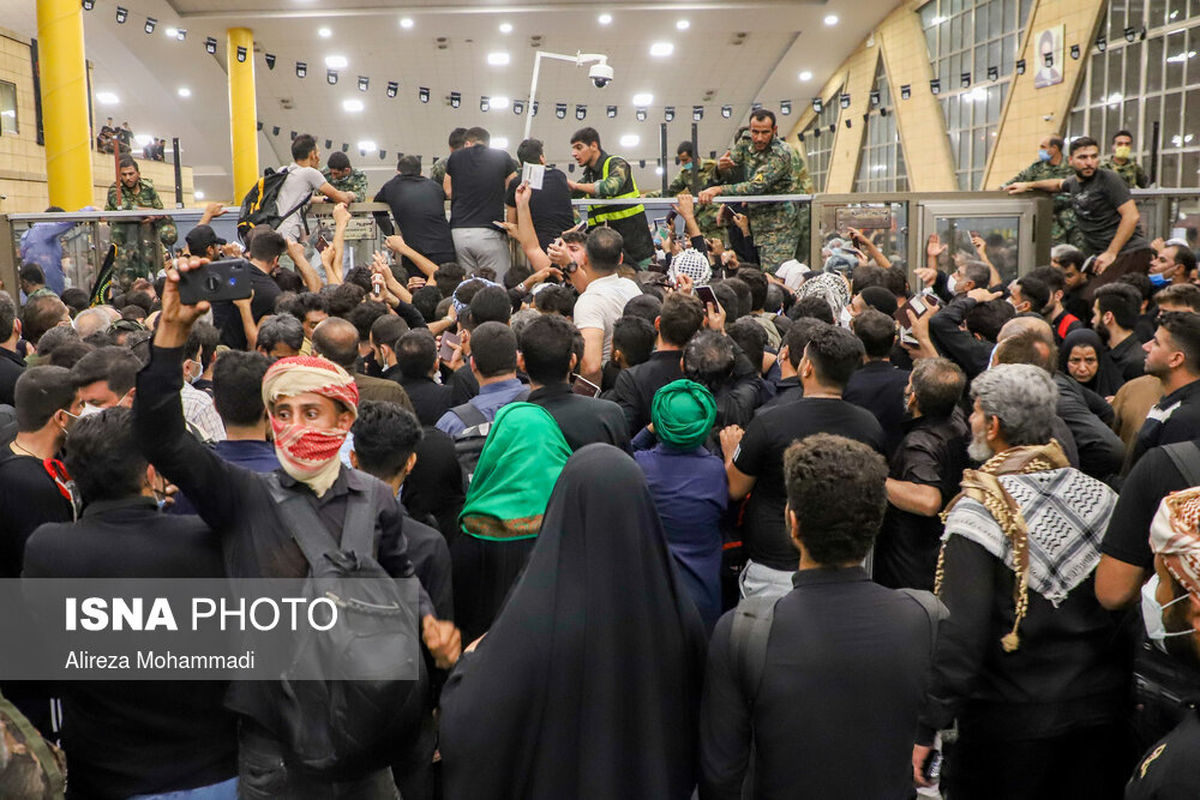 بحران در مرز شلمچه| ایرانی ها له شدند